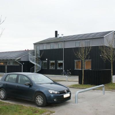 SFO - Stuffi Fritidshjem, Stubbæk Skole.