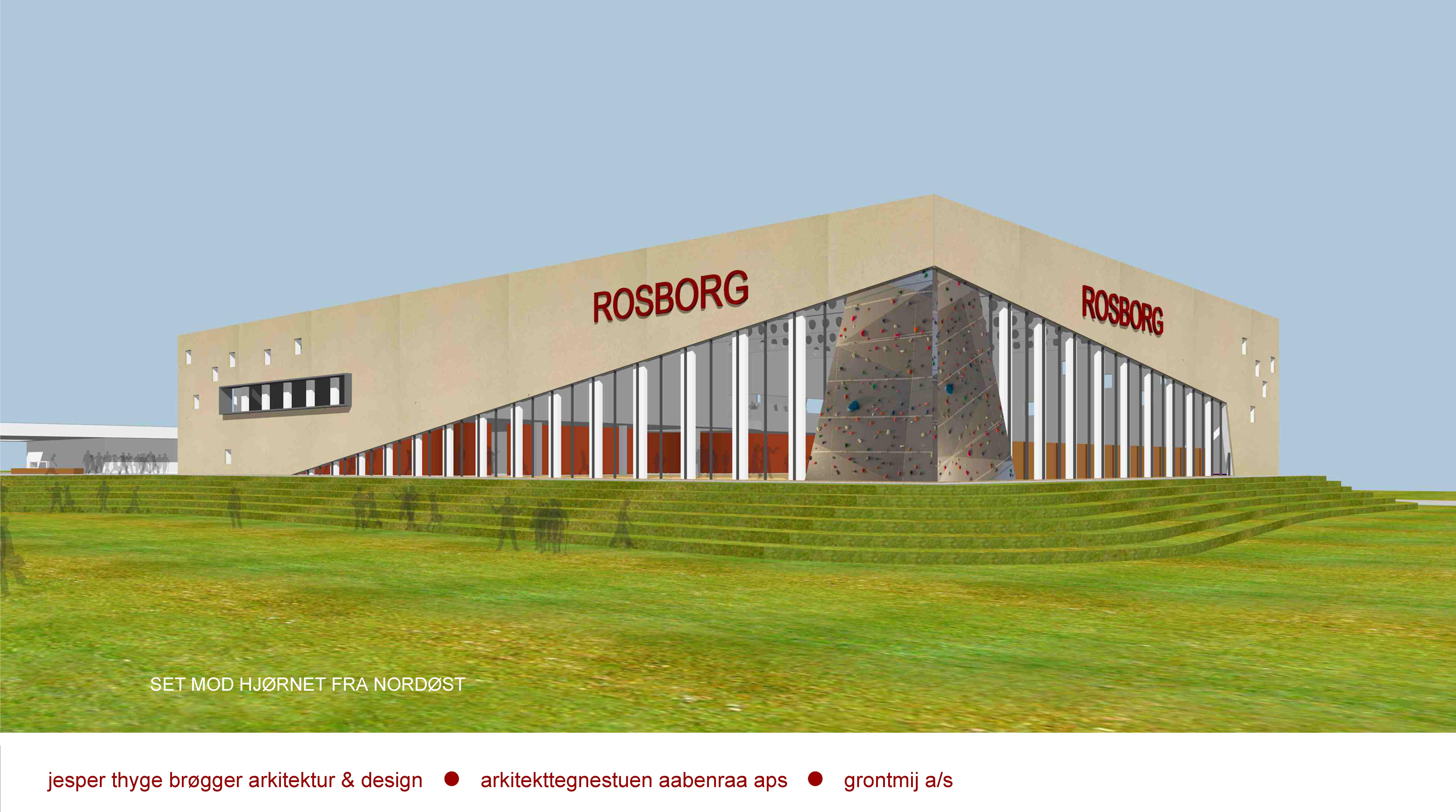 Rosborg Gymnasium Arkitekttegnestuen Aabenraa Interiors Inside Ideas Interiors design about Everything [magnanprojects.com]